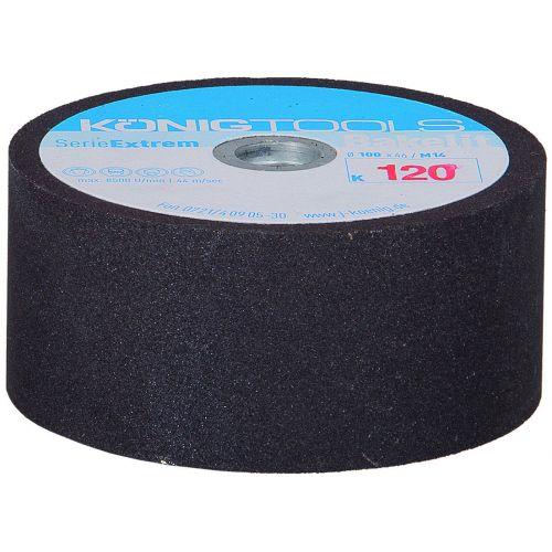 Meule Bakélite Fixation M14 Cylindrique Ø100 mm