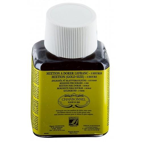 Mixtion à Dorer 3 heures 250 ml
