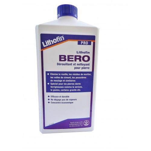 Dérouillant Bero Lithofin 1 L