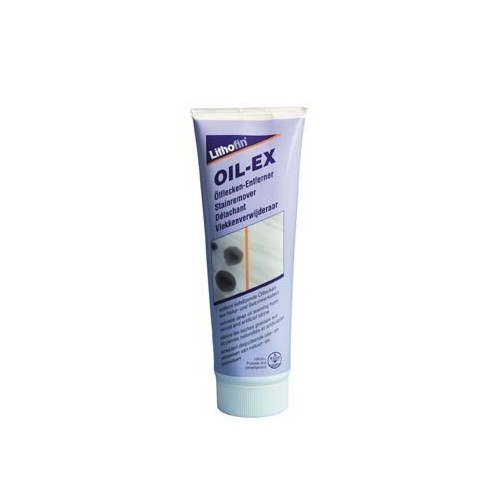 Détachant d'Huile Oil-Ex Lithofin Tube de 250 g