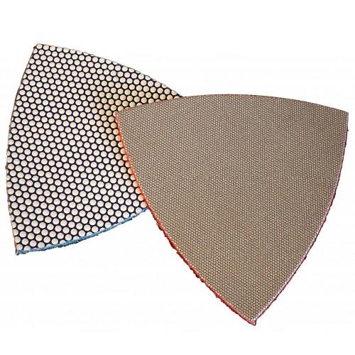 Patin de Polissage Diamant pour Ponceuse Triangulaire