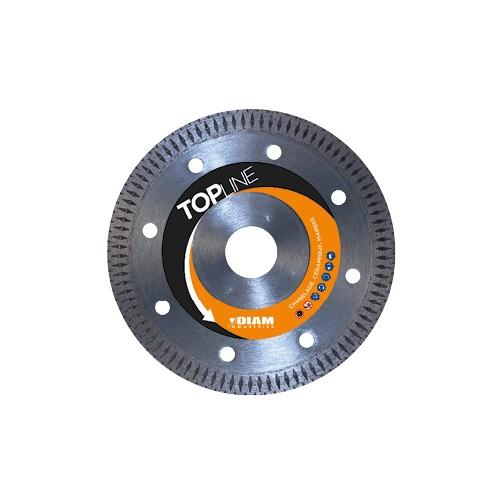 Disque Diamant FC92 Ultra Fin Sec Ø125 mm Grès Céramique