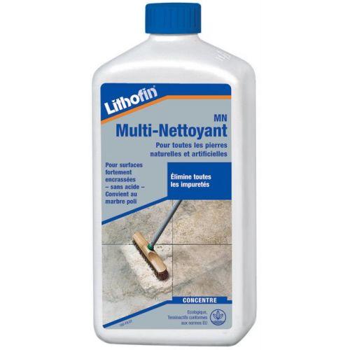 Multi-Nettoyant Pierre MN Lithofin 1 L